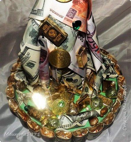 Здравствуйте всем! Мой новый денежный кран подарок на День рожденье. фото 2