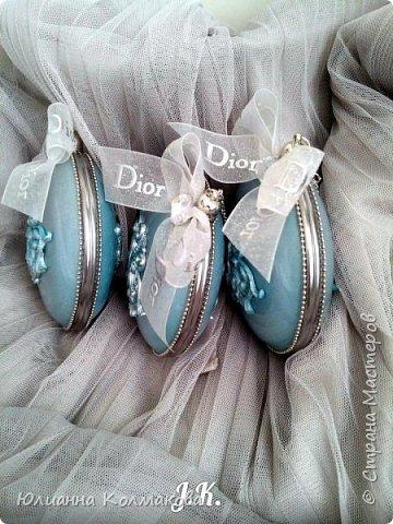 Коллекция посвящена мной Кристиану Диору и его модному дому Диор.  фото 4