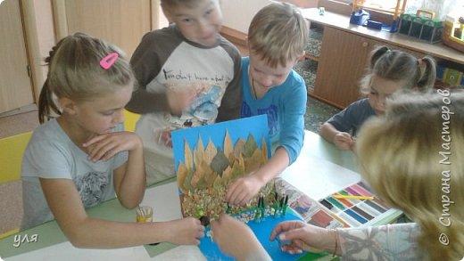 Наша работа с детьми подготовительной группы на выставку фото 6