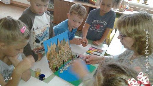 Наша работа с детьми подготовительной группы на выставку фото 2