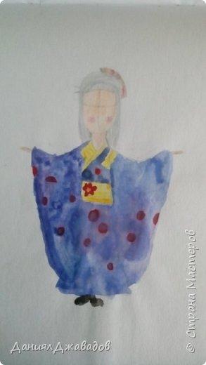 Японский костюм фото 1