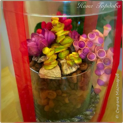 Мои любимые суккуленты , оформленные в арома- композицию. Такой вот получился подарок для моей подруги на юбилей фото 4