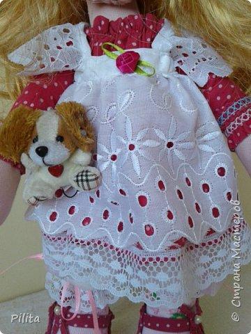 Я познакомил вас с моей первой русской куклой !!! Его зовут Руби, его одежда была очень сложной! но здесь фото 6