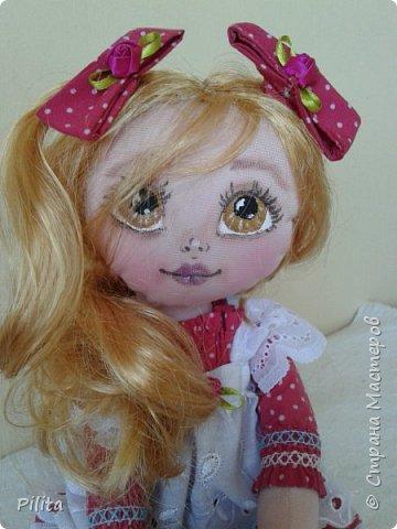 Я познакомил вас с моей первой русской куклой !!! Его зовут Руби, его одежда была очень сложной! но здесь фото 4