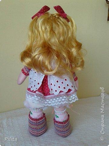 Я познакомил вас с моей первой русской куклой !!! Его зовут Руби, его одежда была очень сложной! но здесь фото 5