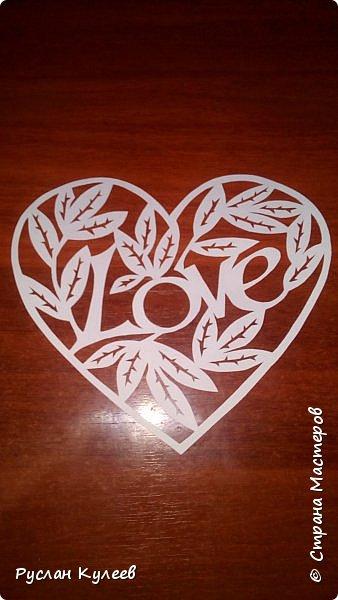 Сердце Love фото 2