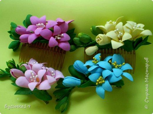 Цветы из фоамирана фото 9