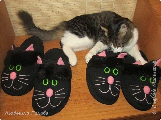 Черные кошки. Подарки к Хэллоуину. фото 3