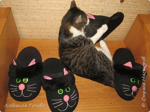 Черные кошки. Подарки к Хэллоуину. фото 4