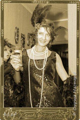 Граммофон своими руками + мини МК. Гангстерская вечеринка. фото 29