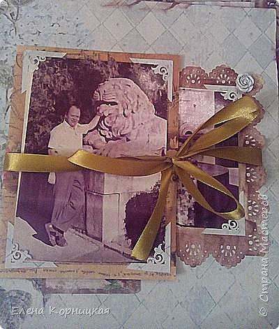 На обложке старинная открытка, которую я когда-то, в далеком детстве, у этой бабушки и выпросила фото 11