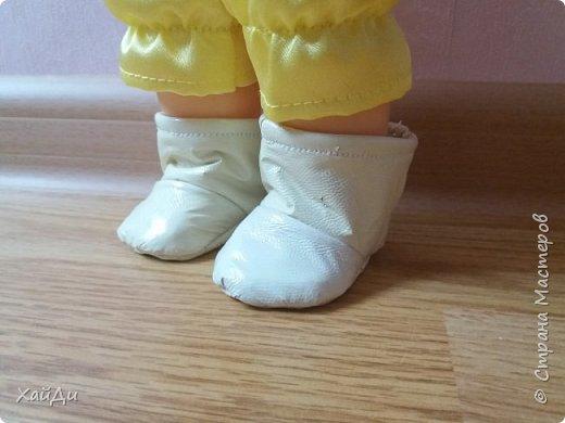 Всем привет.  Попросили в садик куклу в национальном костюме.  фото 5