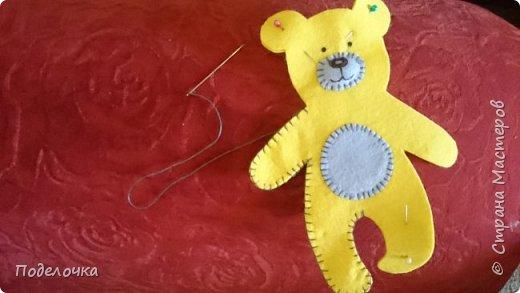 Решила попробовать сшить игрушку из подручного материала ( салфеток вискозных) . Первая игрушка из салфеток у нас.  :-)  фото 4