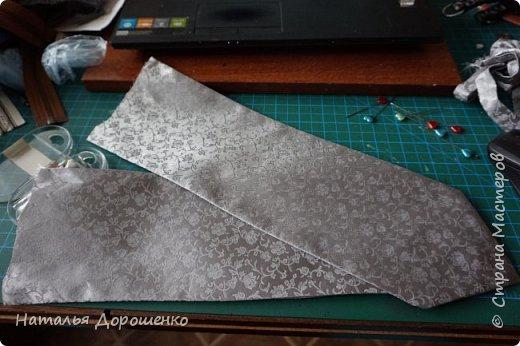 Чехол для мобильного из галстука фото 4
