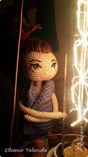 Каркасная кукла  фото 2