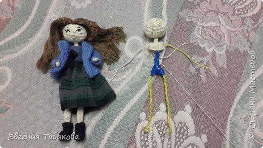 Каркасная кукла  фото 3