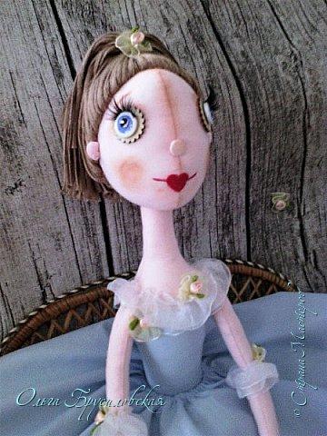Привет всем в СМ! Вот они, мои новые куклы: Клоун и Балерина! Артисты! Цирк и балет!  фото 9