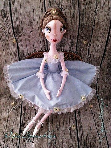 Привет всем в СМ! Вот они, мои новые куклы: Клоун и Балерина! Артисты! Цирк и балет!  фото 10