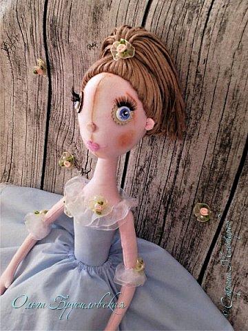 Привет всем в СМ! Вот они, мои новые куклы: Клоун и Балерина! Артисты! Цирк и балет!  фото 6