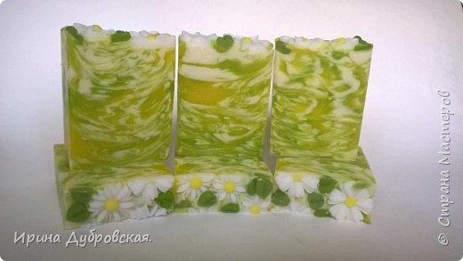Мыло на отваре полыни без добавления красителей (кроме ДТ). фото 5