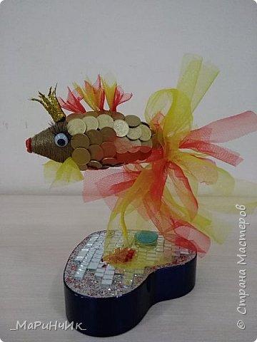 Рыбка золотая приносящая счастье своим владельцам. фото 3
