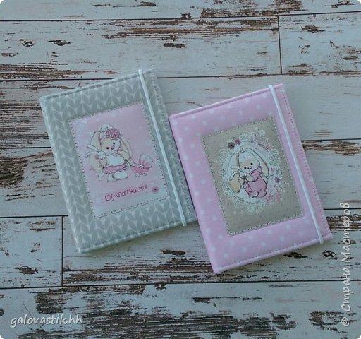 Обложки на паспорта для деток фото 4