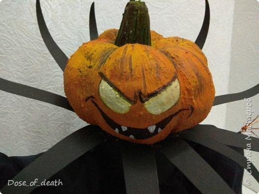 Я очень люблю таких страшил, ужастиков и прочего. И когда увидела конкурс в честь Halloween не смогла устоять.  фото 14