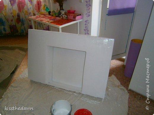 Камин в готовом виде)) фото 3