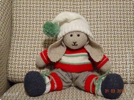 Мой первый снеговичок. фото 10