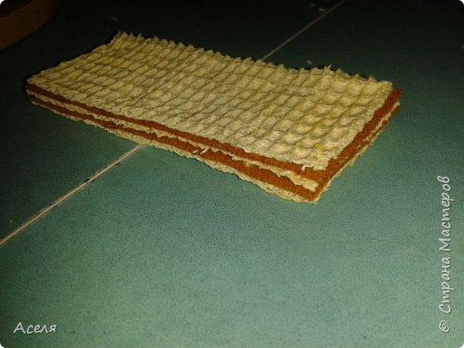 вафельный трубочки из вафельного полотенца фото 2