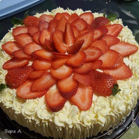 Мои тортики за год фото 11