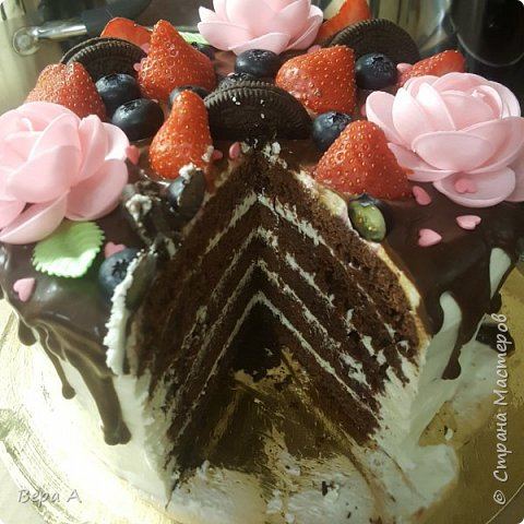 Мои тортики за год фото 2