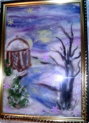 За окном уже лежит снег... очень скучаю по летним ярким краскам, теплому солнышку и полевым цветам))) фото 6