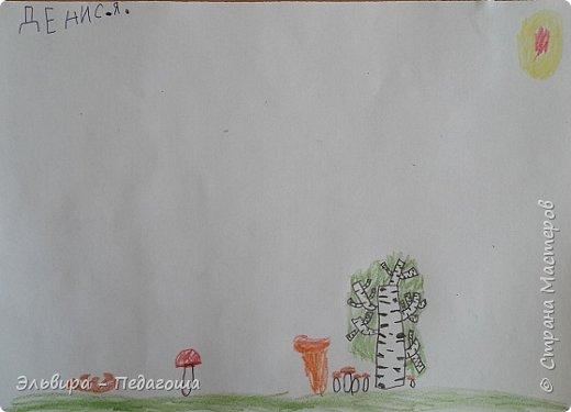 Очень быстро пролетела первая четверть. Оглянулась назад.... как много мы оказывается говорили на разные темы и очень много рисовали!!! Обо всём на свете!!! Например, о растениях и животных, которые нуждаются в охране и занесены в Красную Книгу. Или рассказали друг-другу о наших домашних питомцах, о том какие  животные и растения нам нравятся. фото 21