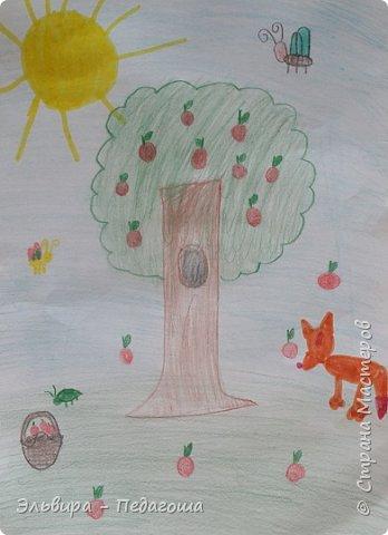Очень быстро пролетела первая четверть. Оглянулась назад.... как много мы оказывается говорили на разные темы и очень много рисовали!!! Обо всём на свете!!! Например, о растениях и животных, которые нуждаются в охране и занесены в Красную Книгу. Или рассказали друг-другу о наших домашних питомцах, о том какие  животные и растения нам нравятся. фото 10