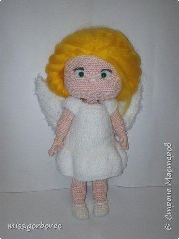 Кукла Пеппи по описанию Марии Браковской фото 3