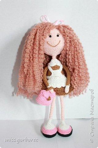 Кукла Пеппи по описанию Марии Браковской фото 4