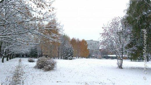 Доброго всем дня!!  Приглашаю на прогулку по первому снегу!! фото 2
