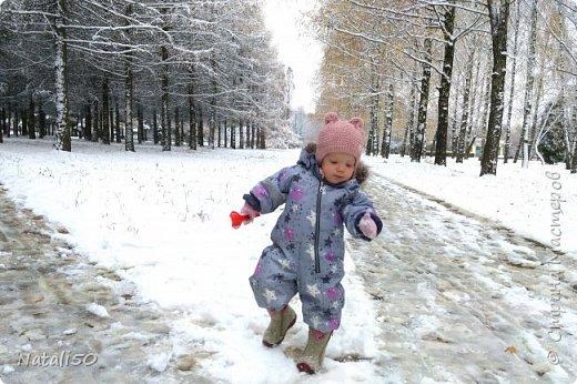 Доброго всем дня!!  Приглашаю на прогулку по первому снегу!! фото 8