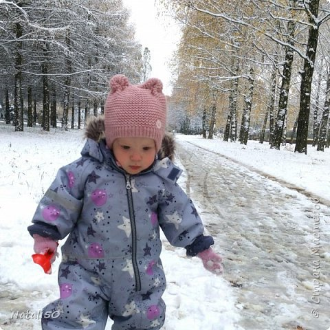 Доброго всем дня!!  Приглашаю на прогулку по первому снегу!! фото 7