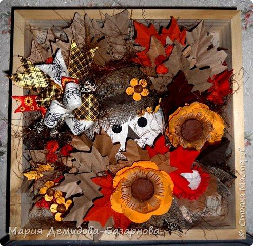 Осенняя композиция фото 3