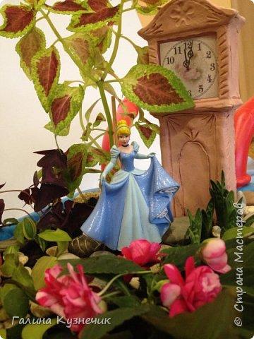 """Мини-сад, идея создать его в тачке пришла после посещения  выставки  """"Сады и люди"""" на ВДНХ  этим летом. фото 14"""
