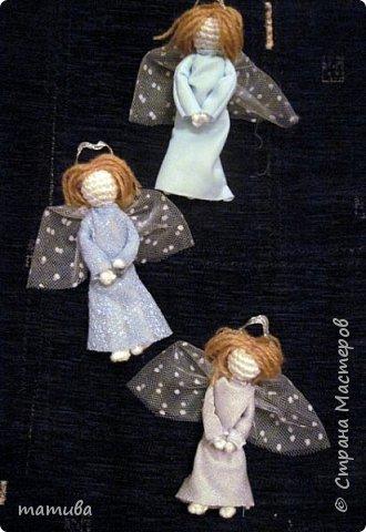 Ангелочков делала подружкам Татьянам на день ангела. фото 1