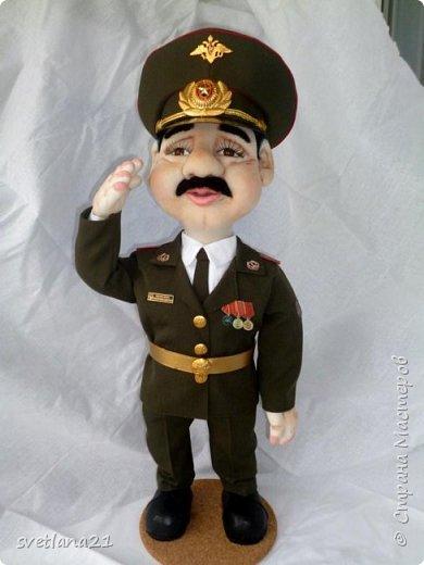 Вот такие офицеры есть  в нашей доблестной Российской армии. фото 2