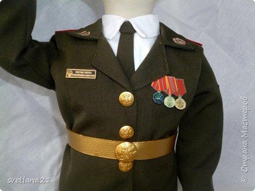 Вот такие офицеры есть  в нашей доблестной Российской армии. фото 5