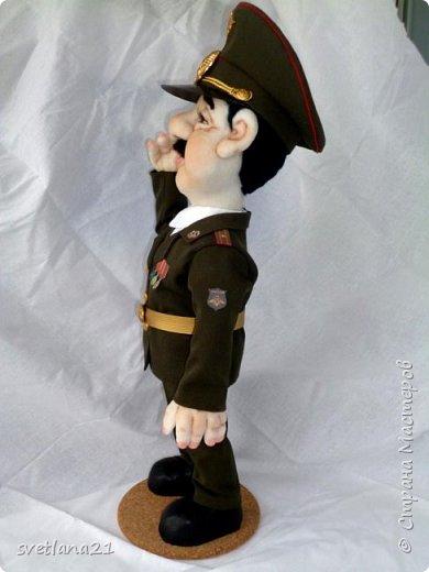 Вот такие офицеры есть  в нашей доблестной Российской армии. фото 3