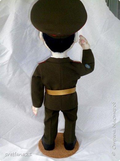 Вот такие офицеры есть  в нашей доблестной Российской армии. фото 4