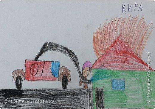 С первых дней детей в школе ведём с ними разговор о безопасности в нашей жизни. Разбираем правила дорожного движения, пожарной безопасности и обращения с электроприборами, правила поведения в общественных местах и  правила личной безопасности на улице, правила поведения около водоёмов во время их предзимнего замерзания, правила безопасности на льду. Проводим классные часы и внеклассные мероприятия о том, что надо соблюдать правила поведения, когда ты один дома, правила безопасности при обращении с животными, говорим о том, что играть с острыми, колющими и режущими, легковоспламеняющимися и взрывоопасными предметами очень опасно! Не употреблять лекарственные препараты без назначения врача. И много -много других правил, которые делают нашу жизнь безопаснее. Надеюсь, что мои ученики это пойму, запомнят и будут соблюдать все правила ОБЖ.   А вот и их рисунки на тему ПДД:   фото 23