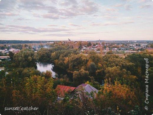 В этом году удалось встретить осень сразу в шести городах.  фото 17