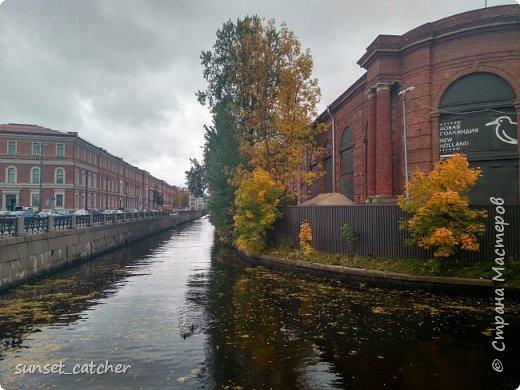 В этом году удалось встретить осень сразу в шести городах.  фото 18